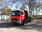 Mercedes Benz MB 2425   Atego 8x2