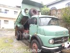 Mercedes Benz MB 1113