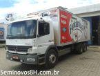 Mercedes Benz MB 2425   Atego Truck Baú