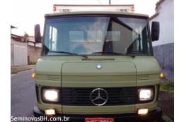 Mercedes Benz L 608