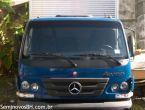 Mercedes Benz MB 815 Accelo    3/4 baú