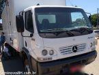 Mercedes Benz MB 915 Accelo   C Baú